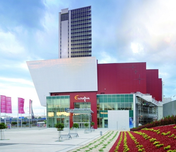 Europa Shopping Center Banská Bystrica